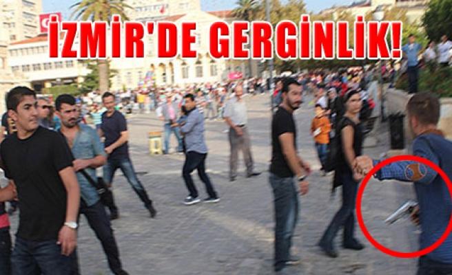 İzmir'de Gerginlik