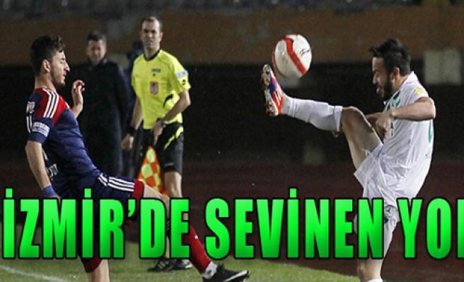 Altınordu 1-1 Giresunspor