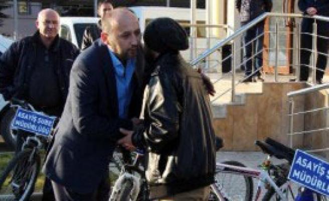42 Bisiklet Çalan Şüpheliler Yakalandı