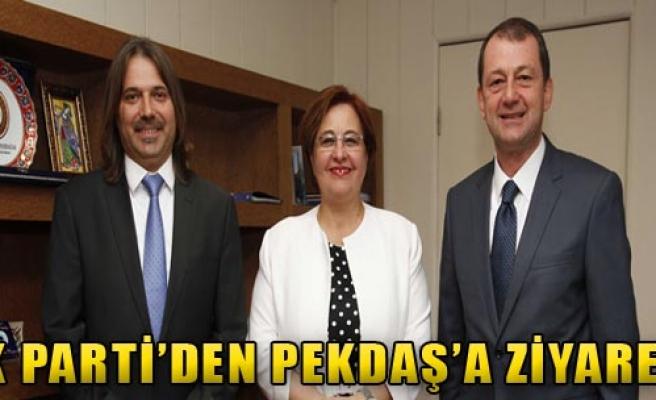 AK Parti'den Ziyaret!