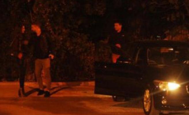 Futbolcu Caner Erkin, Antalya Gecelerinde