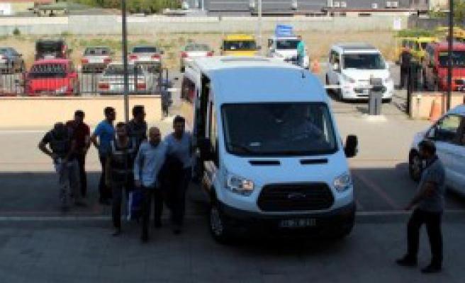 5 Polis Fetö'den Gözaltına Alındı