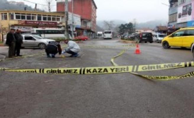 Cadde Ortasında Kurşun Yağdırdı