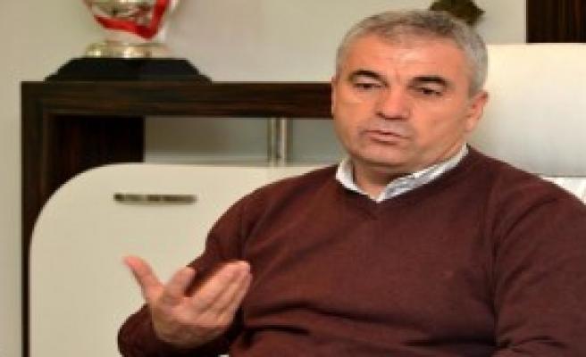 Çalımbay: Önceliğimiz Süper Lig