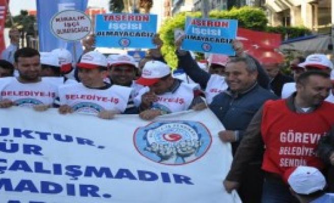 Çalışanlardan 'Kiralık İşçi Yayası' Tepkisi