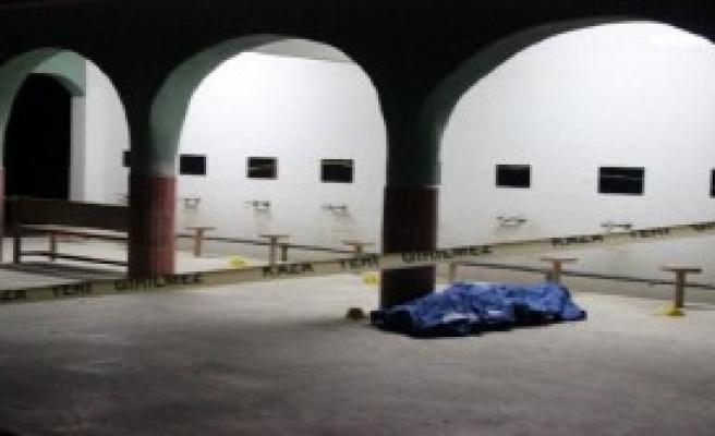 Cami Bahçesinde Tüfekle Oyun Ölüm Getirdi