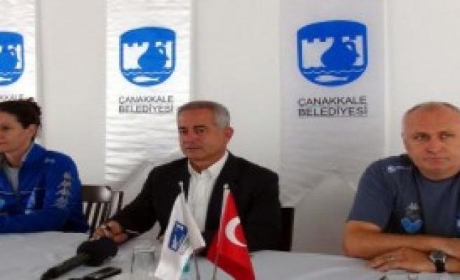 Çanakkale Belediyespor'da Hedef Avrupa