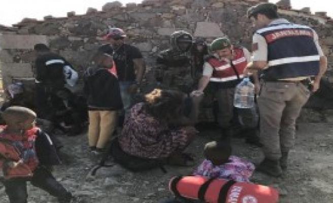 Çanakkale'de 112 Kaçak Yakalandı