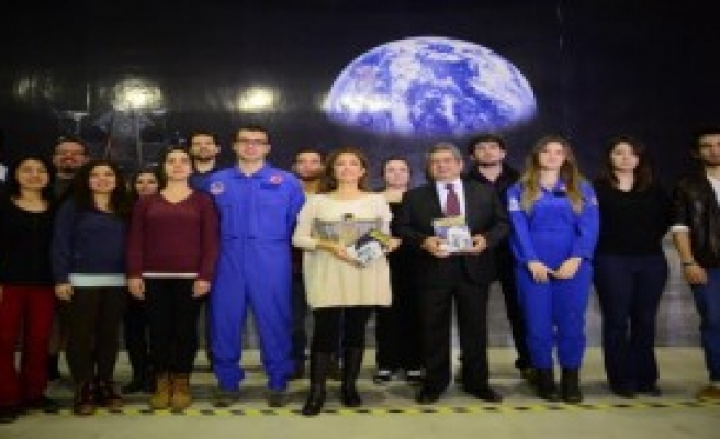 İzmir Uzay Kampı İlham Oldu