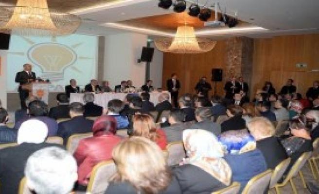 'YPG'ye De Destek Vermeyiz'