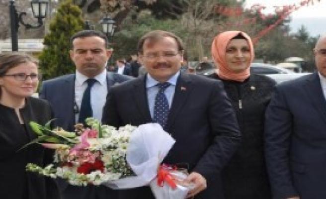 Çavuşoğlu: Kılıçdaroğlu Bir Projedir
