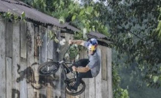 İnanılmaz Bisiklet Şov