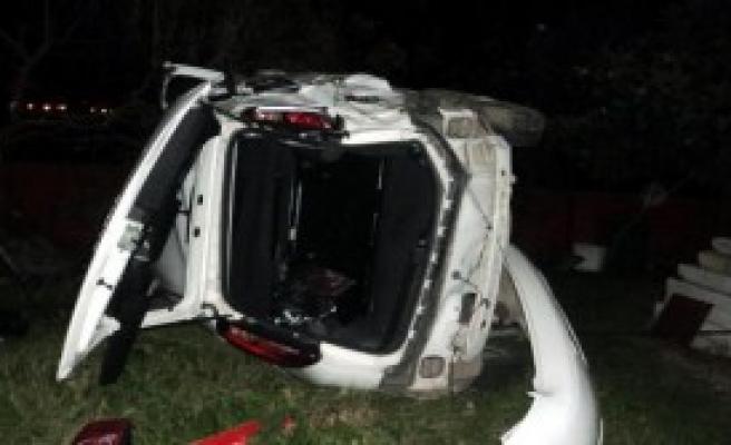 Çaycuma'da Kaza: 2 Ölü, 1 Yaralı