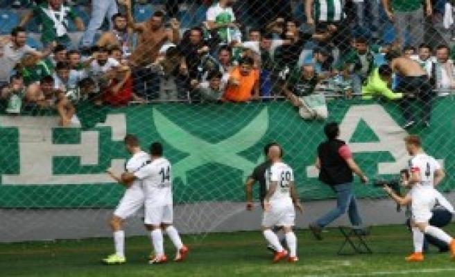 Çaykur Rizespor-Bursaspor: 2-3