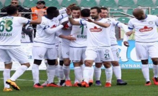 Çaykur Rizespor 2 - 0 Kasımpaşa