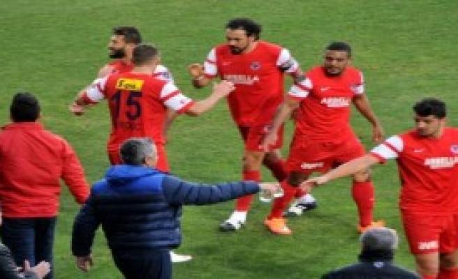 Çaykur Rizespor–Mersin İdmanyurdu: 0-4
