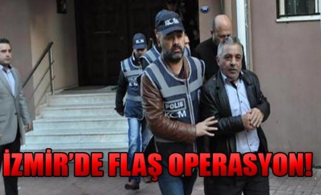 Polis Ve MİT'ten Ortak Operasyon