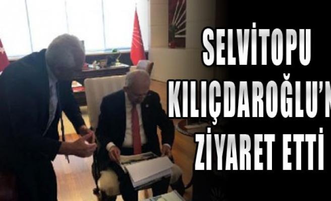 Selvitopu Ve Yıldız, Kılıçdaroğlu'nu Ziyaret Etti