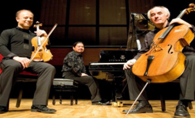 Arkas Trio, Arkas Sanat Merkezi'nde