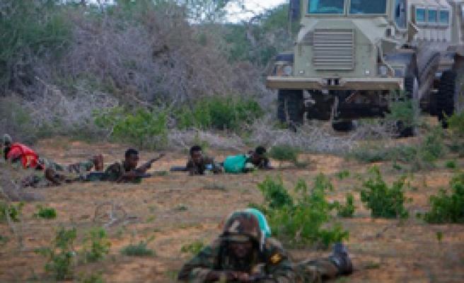 Somali'de Çatışmalar Şiddetleniyor