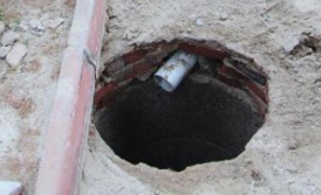 Kanalizasyonda Can Pazarı