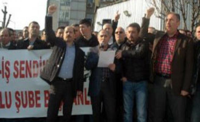 'Ülker İşçileri  Huzurlu Bir Şekilde Çalışıyor'