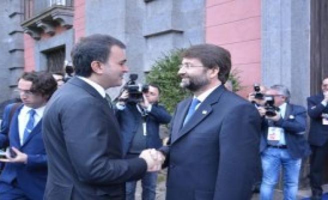 'Kalkınma İçin Türkiye Her Türlü İşbirliğine Açık'