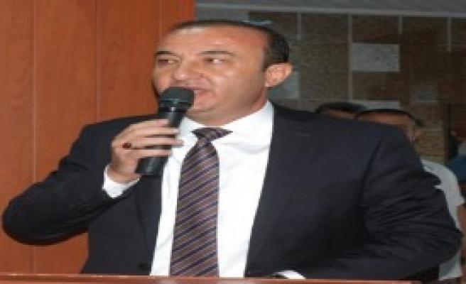 Eski Başkan Öztürk, Fetö'den Tutuklandı