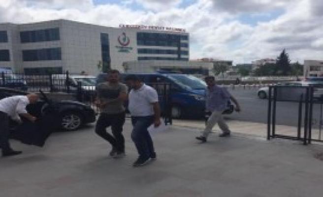 Cezaevi Firarisi Kapaklı'da Yakalandı