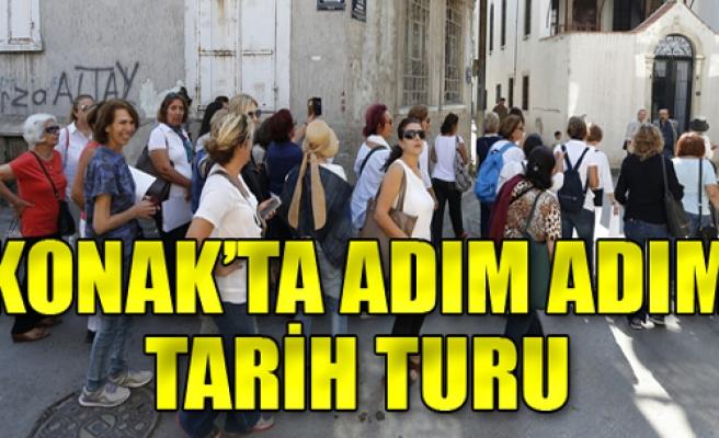 Konak'ta adım adım tarih turu