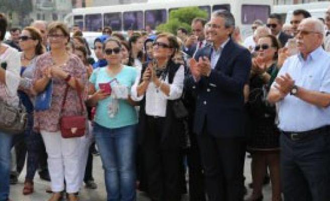 Karşıyaka'da Eğitime Bir Destek Daha