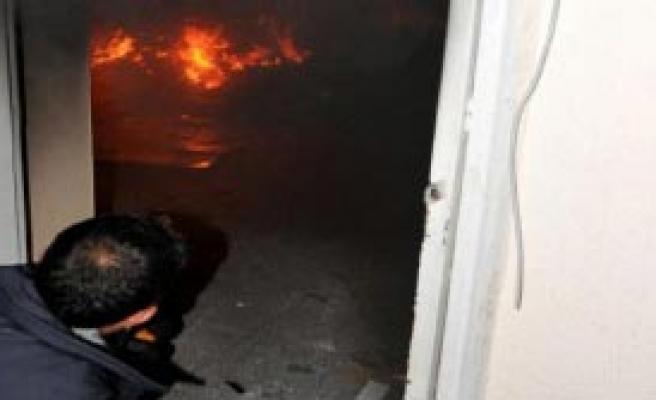 Tarsus'ta Tehlikeli Protesto