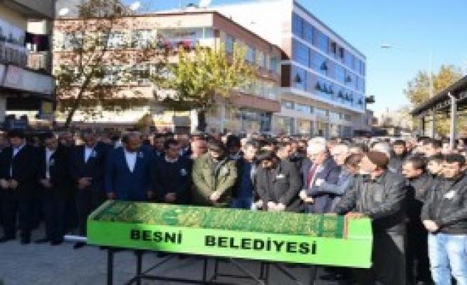 CHP'li İlçe Başkanı Son Yolculuğuna Uğurlandı