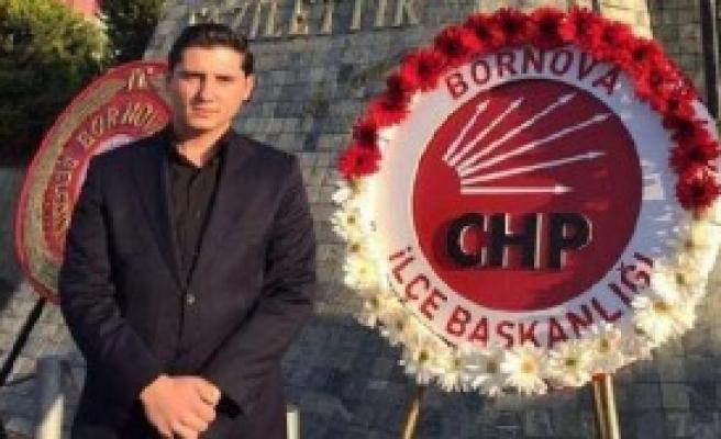 CHP Bornova'da Zafer Yıldız'ın