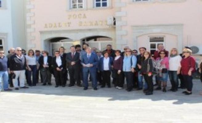 'Erdoğan' ve 'Davutoğlu'na Suç Duyurusu