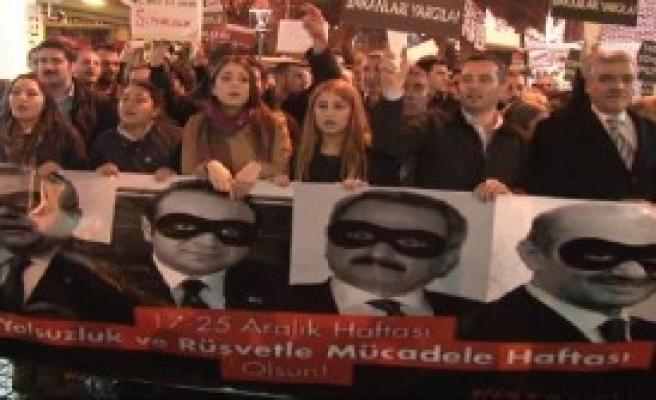 CHP'den 17 Aralık Eylemi