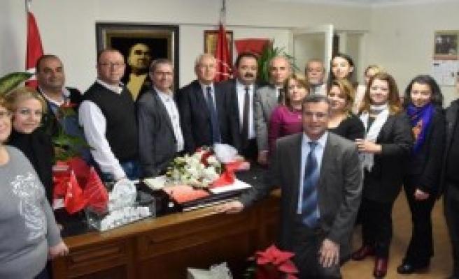 CHP Karabağlar'da Dayanışma