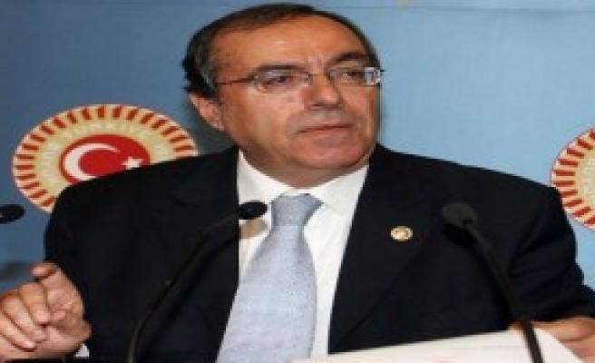 Chp'den 'Tutuklu Vekil' Teklifi