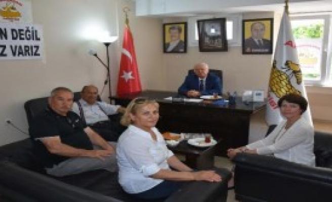 CHP'den Anavatan'a 'Hayır' Teşekkürü