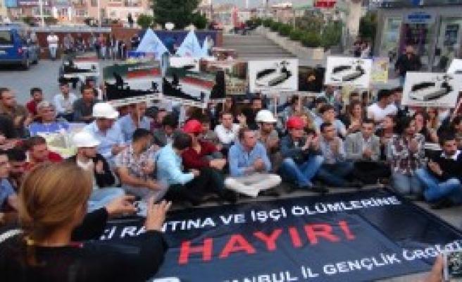 CHP'den TOKİ'ye Karşı Eylem!
