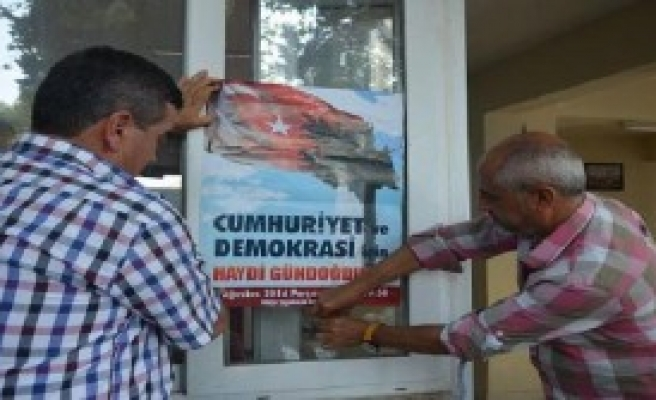 CHP'li Çam Köylüleri Mitinge Davet Etti