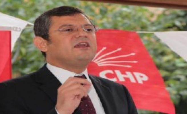 CHP'li Özel'den Sağduyu Çağrısı