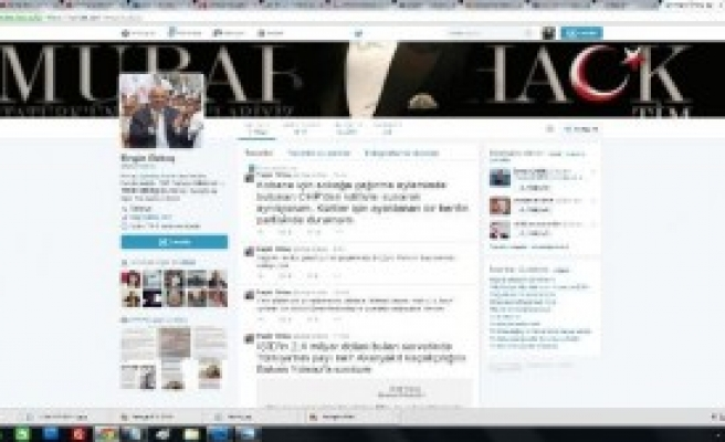 'Kobani İçin İstifa Ediyorum' Tweet'i Atıldı