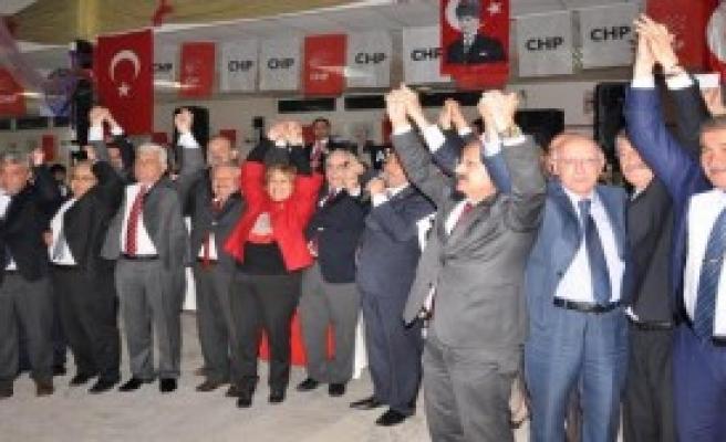 'AKP'nin Tek Alternatifi CHP'dir'