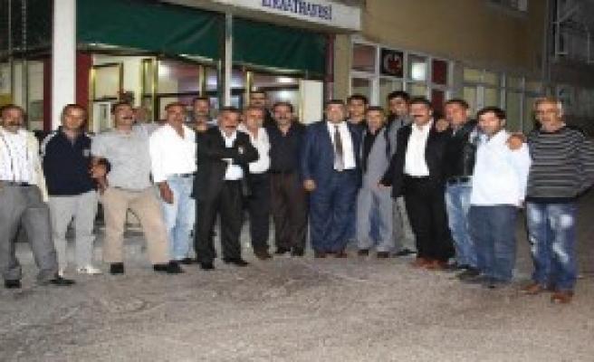 CHP'li Sındır'dan Seçim Ziyareti