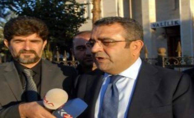 Chp'li Tanrıkulu: Hendekle Türkiye'nin Kürt Meselesini Çözemeyiz