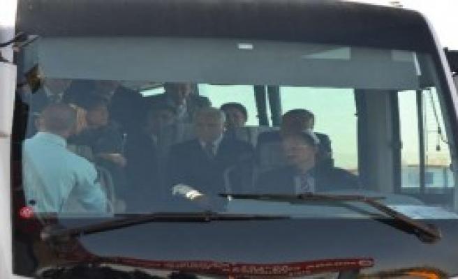CHP'lilerden Tutuklu Milletvekillerine Ziyaret