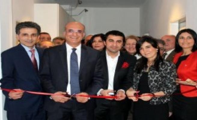 CHP'nin Münih Ofisi Açıldı
