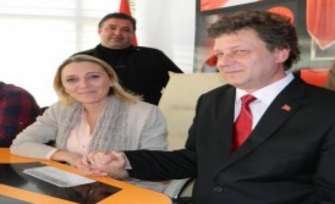 Çifte Vatandaş Fransız, AK Parti'den Milletvekili Aday Adayı