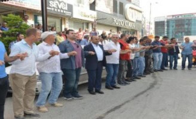 Çiğli'de 1 Mayıs Kutlaması